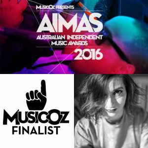 Helen Perris MusicOz Finalist AIMAS 2016